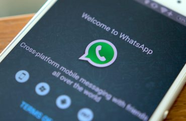 Nova atualização do Whatsapp permite criar álbum de fotos.