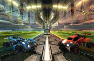 """SUPER LANÇAMENTO – Rocket League para Nintendo Switch com """"Cross-Network""""."""