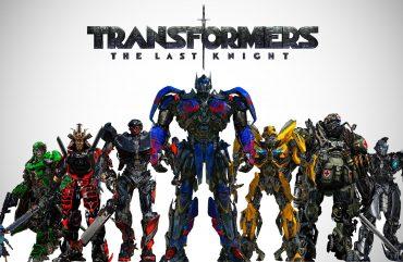 A franquia Transformers chega ao seu fim