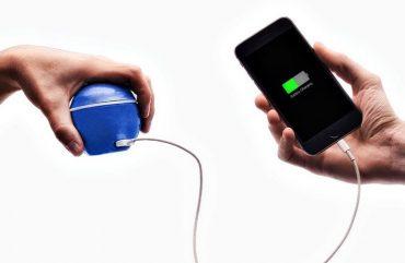 Smartphones: Que tal carregá-los apenas 4 vezes no ano?