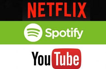 Dados Móveis: Como gastar menos utilizando aplicativos como Netflix, Spotify e Youtube