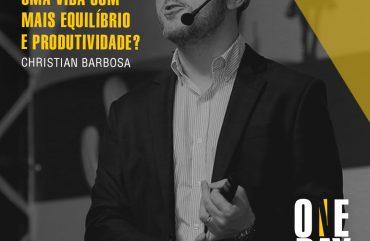 Maior especialista em produtividade do Brasil será palestrante do One Day em Sinop