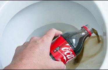 Coca-Cola e suas utilidades no cotidiano