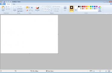 Paint: o grande ícone da Microsoft será finalizado