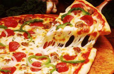 Pizza: Os 6 sabores mais consumidos pelos brasileiros