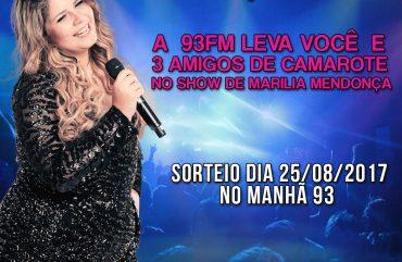 Promoção Marília Mendonça