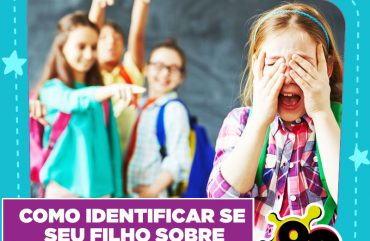 Como Identificar se Seu Filho Sobre com o Bullying