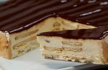 Receita do Dia – Aprenda a Preparar Uma Deliciosa Torta de Bolacha de Maisena