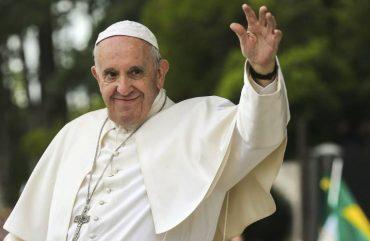 Papa Francisco Fala sobre Paz em Mensagem Natalina