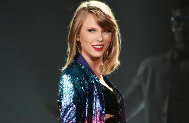 Taylor Swift Domina o Ranking das Mais Tocadas