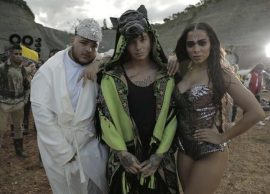 J Balvin e Anitta divulgam clipe do single Machika