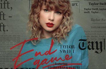 Taylor Swift bomba com o lançamento do clipe 'End Game'