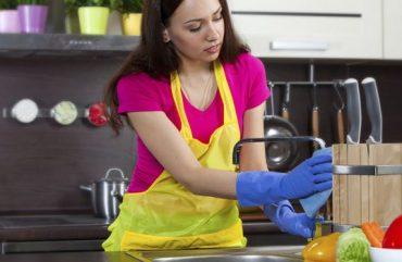 De casa Para Casa  – A limpeza da Cozinha