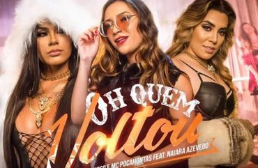 Dani Russo Lança Single com Naiara Azevedo e Pocahontas