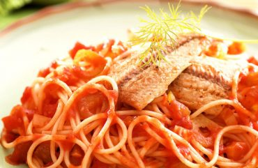 Receita do dia – Espaguete com sardinha