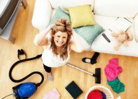 De casa para casa- Como Manter a casa Organizada por mais tempo