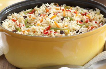 3 Formas deliciosas e Diferentes de Preparar o Arroz