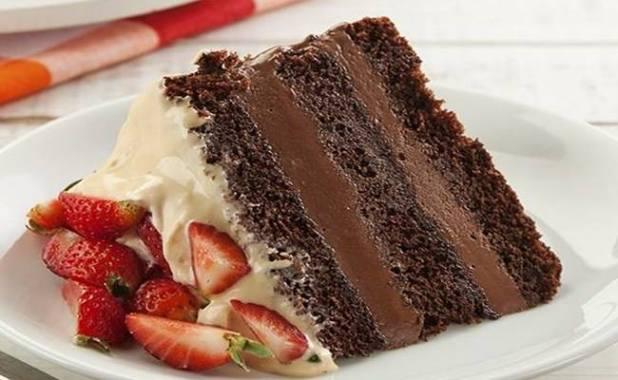 Receita do Dia – Ganache para cobertura e recheio de bolo e tortas