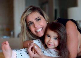 Deborah Secco se derrete pela Filha em Click no Instagram