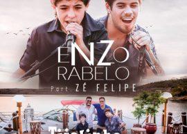 Enzo Rabelo conquista mais 20 milhões de views com 'Tijolinho por Tijolinho'