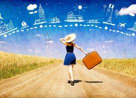 Conheça 5 formas de viajar gastando pouco