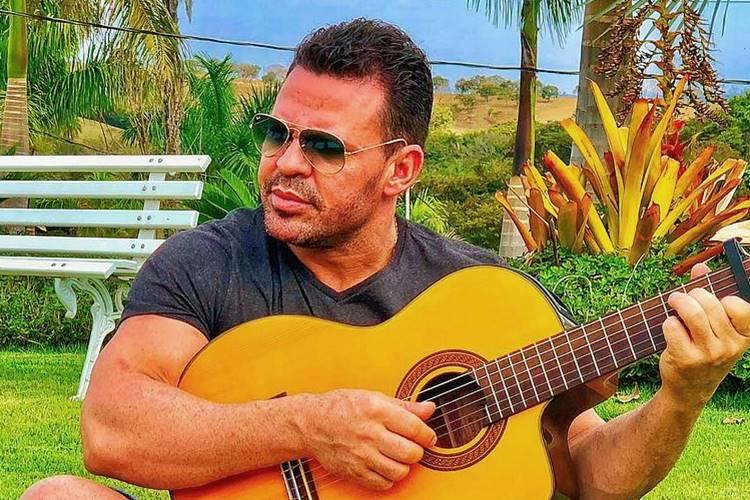 Eduardo Costa Anuncia lançamento de CD gospel no Instagram
