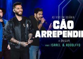 Lucas Lucco lança clipe com Israel e Rodolfo