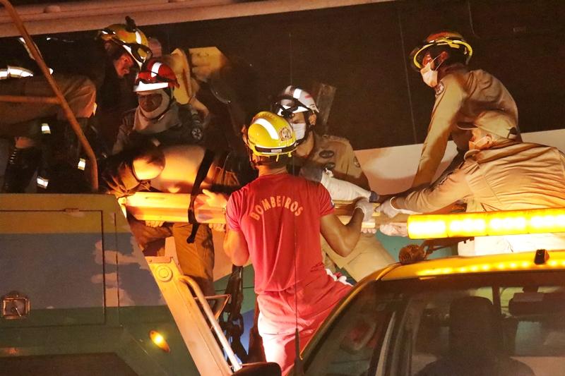 Quatro morrem e mais de 30 ficam feridos em grave acidente na BR-163; veja fotos 6