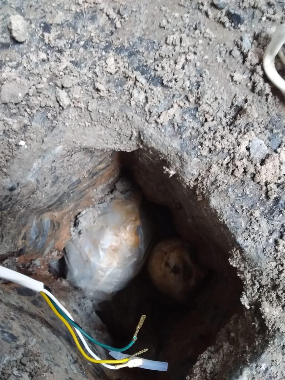Agentes do presídio Ferrugem descobrem dois túneis dentro de cela 6