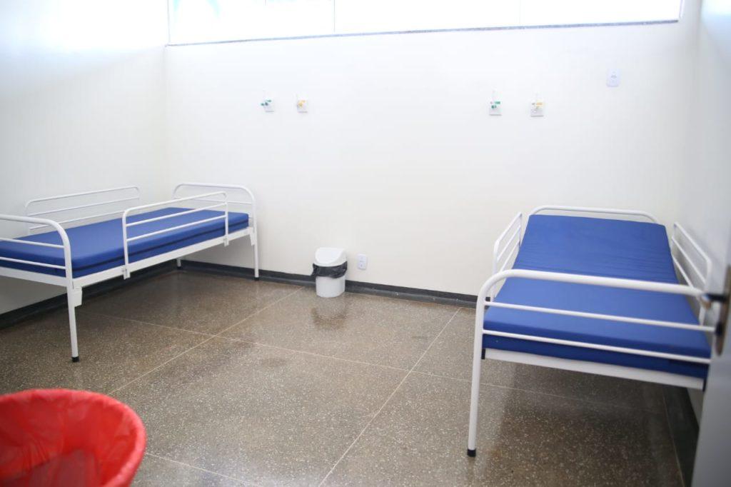 Hospital de campanha contra o coronavírus é inaugurado em Sorriso