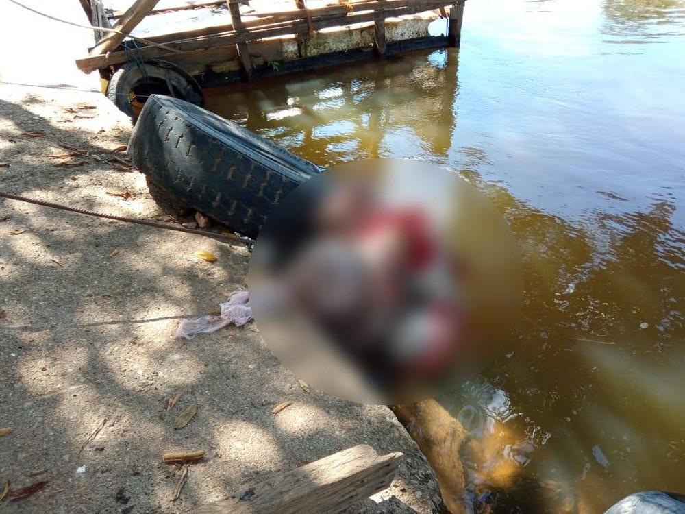 Jovem de 23 anos é encontrada morta e amordaçada em rio 2