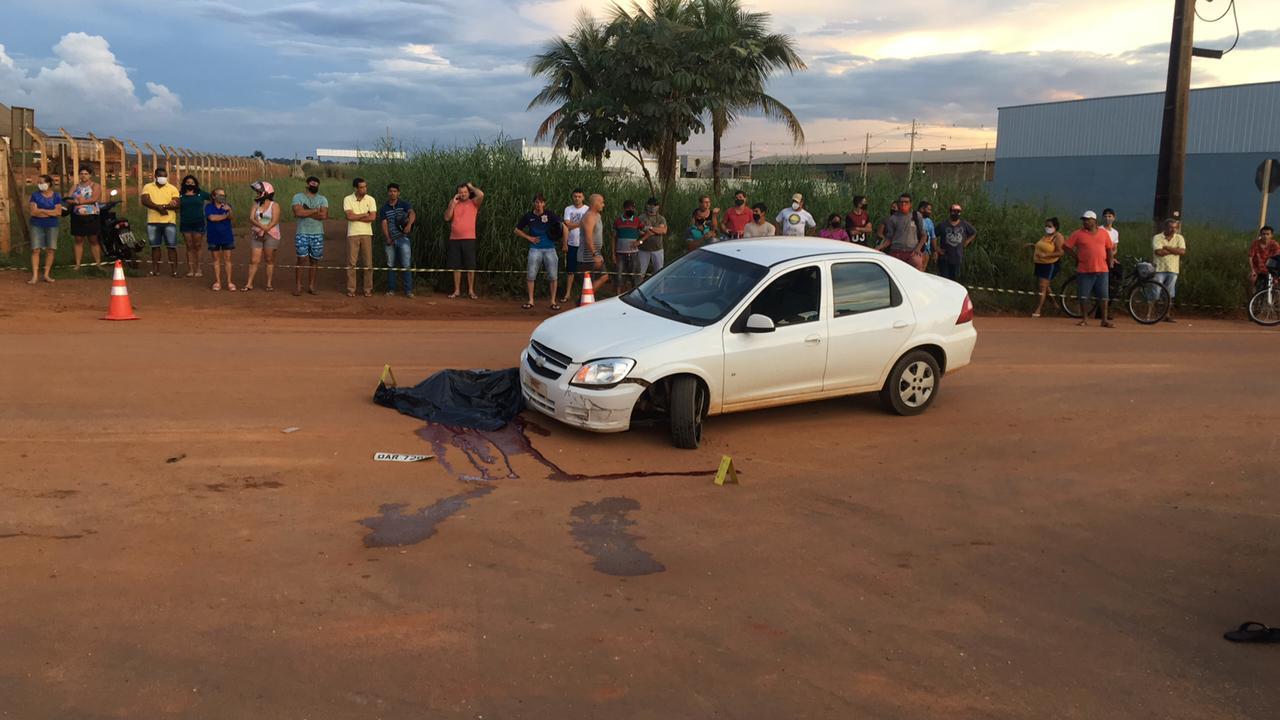 SINOP: Jovem de 19 anos morre em acidente grave na lateral da BR 163 5