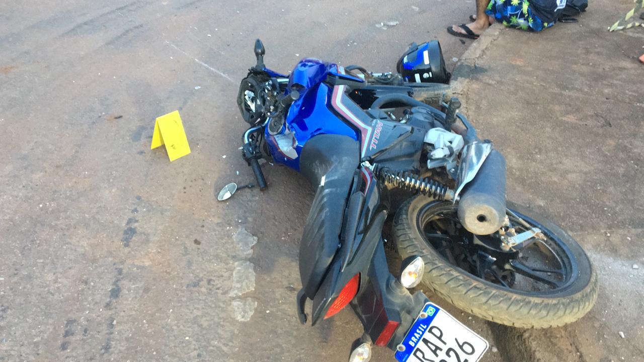 SINOP: Jovem de 19 anos morre em acidente grave na lateral da BR 163 4
