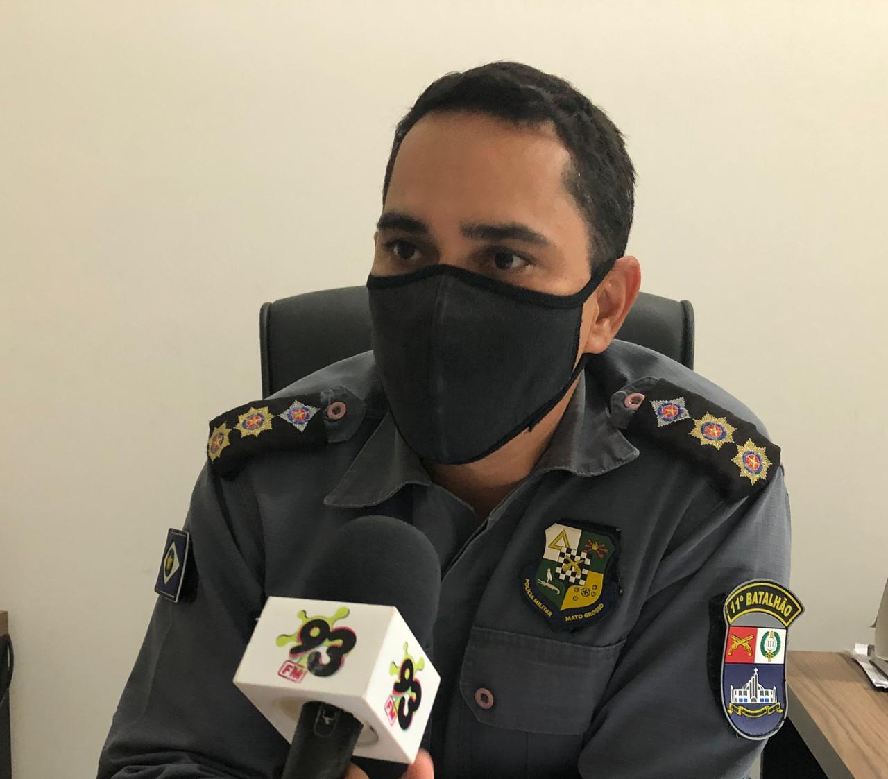 Sinop: Multas serão emitidas para quem descumprir o decreto estadual 2