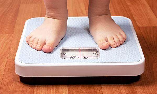 Peso infantil