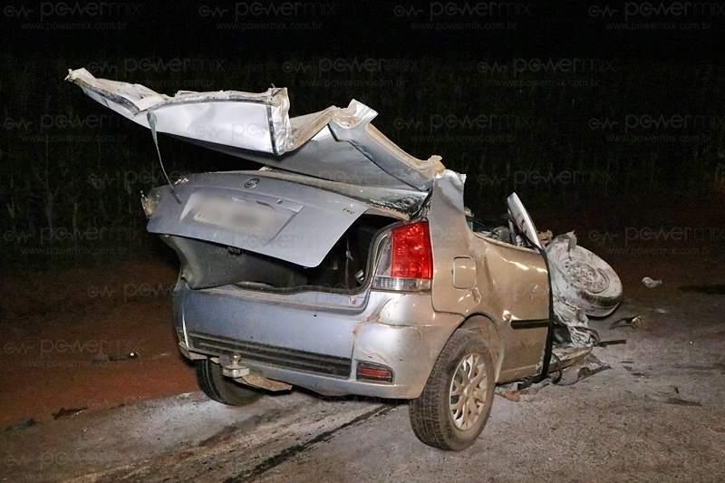 Acidente gravíssimo deixa 4 mortos em Nova Mutum 12