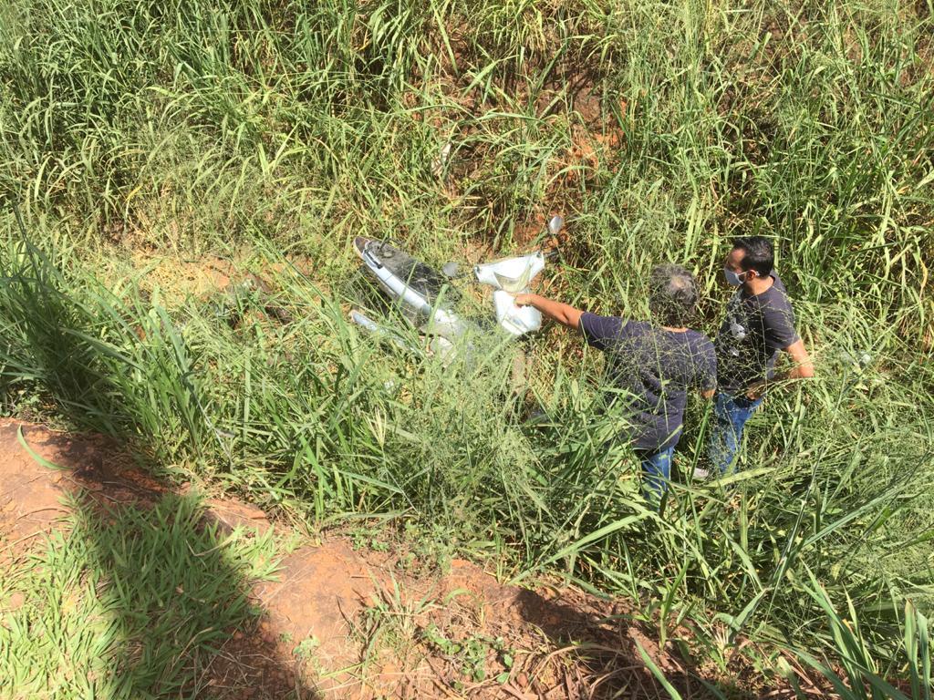 URGENTE: Corpo é encontrado em valetão de Sinop 7