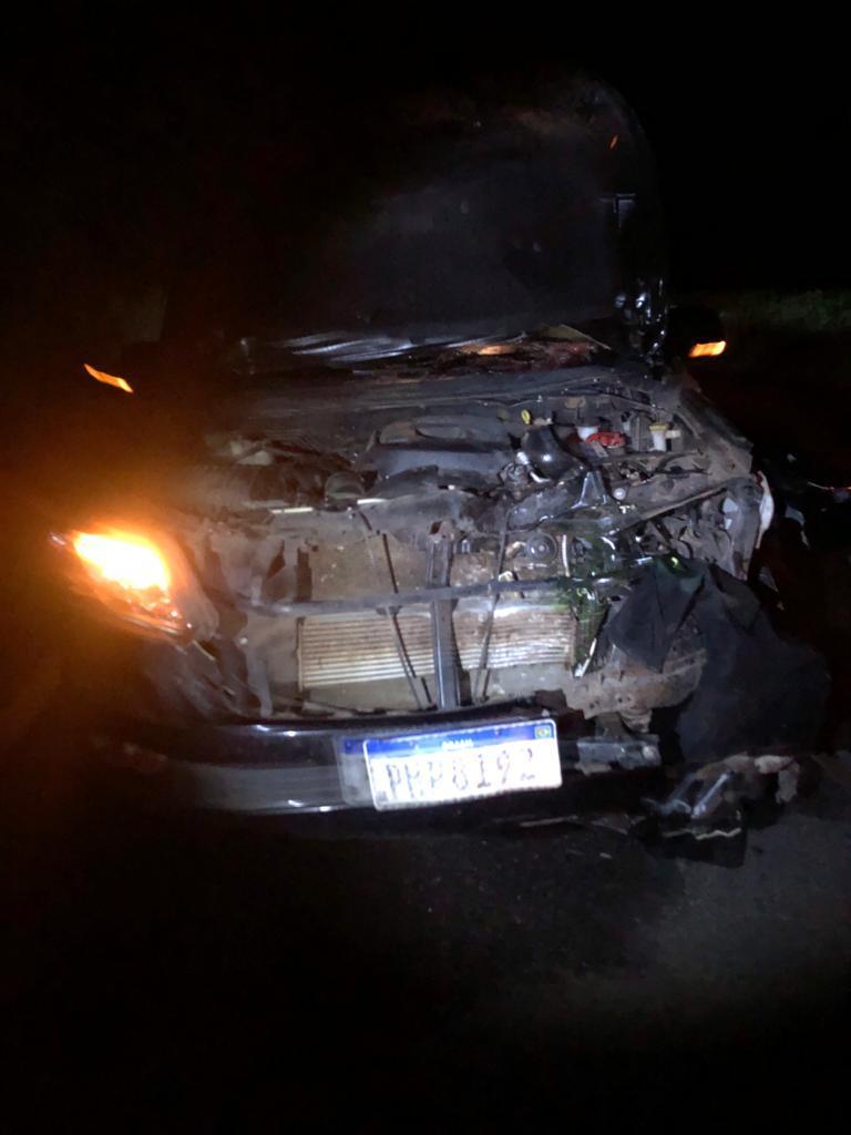 Ciclista é morto após ser atropelado por veículo na MT 140