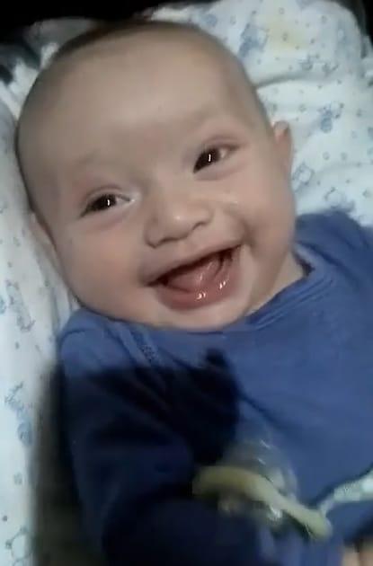 Perícia confirma que bebê Brian morreu de traumatismo craniano