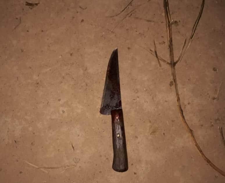 TRAGÉDIA: Mulher é morta com 16 facadas na frente da mãe 4