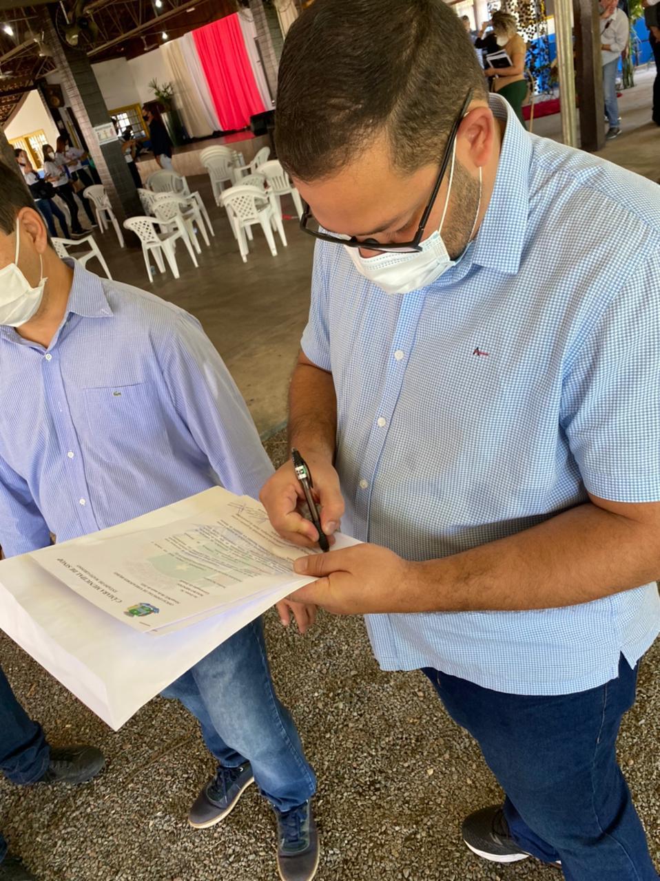 Vereadores solicitam a Mendes permanência de leitos e retorno de cirurgias eletivas em Sinop