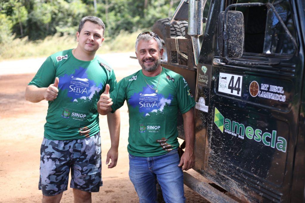 Com muita Adrenalina, 13º Rally da Selva é sucesso em Sinop 13