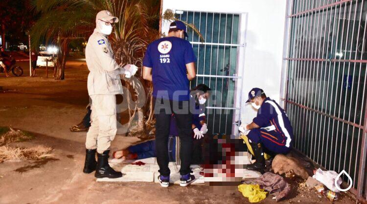 Morador de Rua é agredido com pedrada enquanto dormia 6