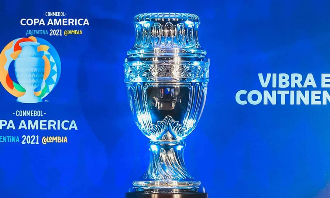 Conmebol escolheu o Brasil para ser sede da Copa América 2021
