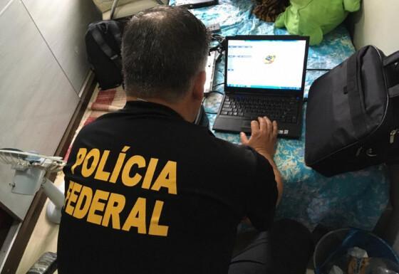 Técnico em informática é preso com fotos de pornografia infantil