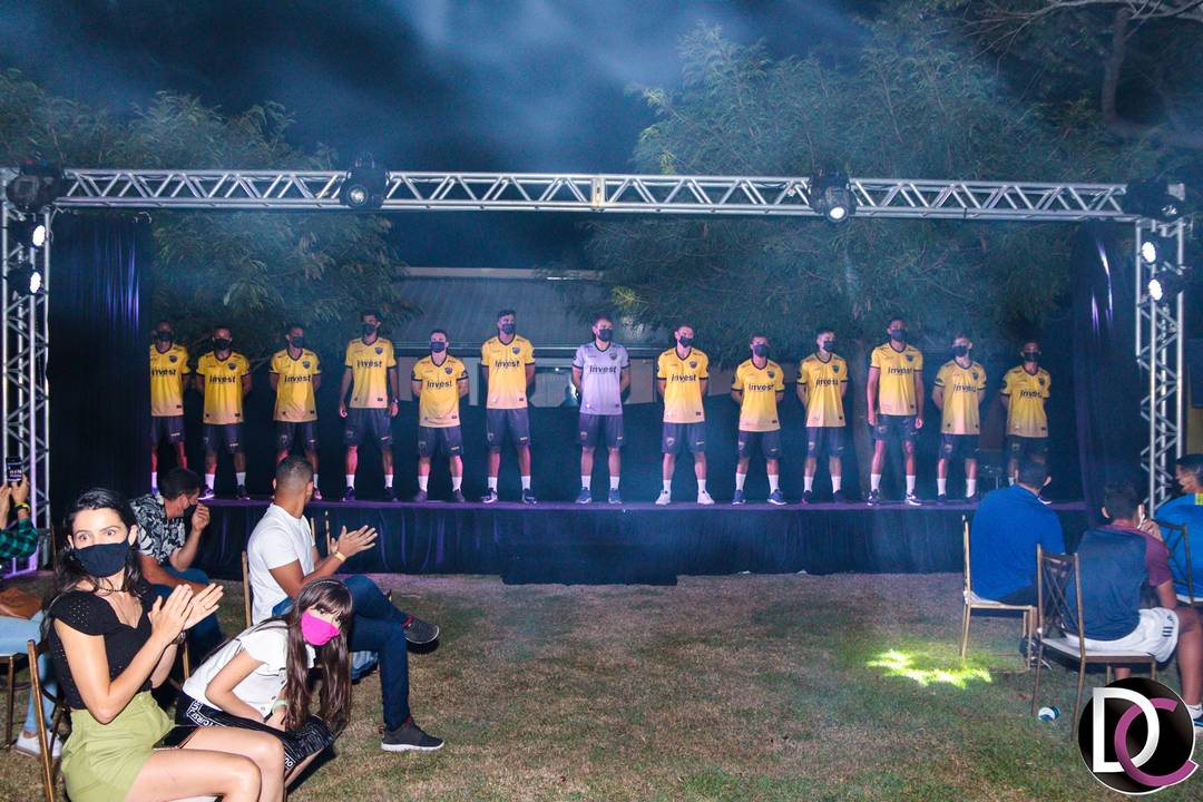 Clube empresa Sport Sinop é lançado no futebol mato-grossense 22
