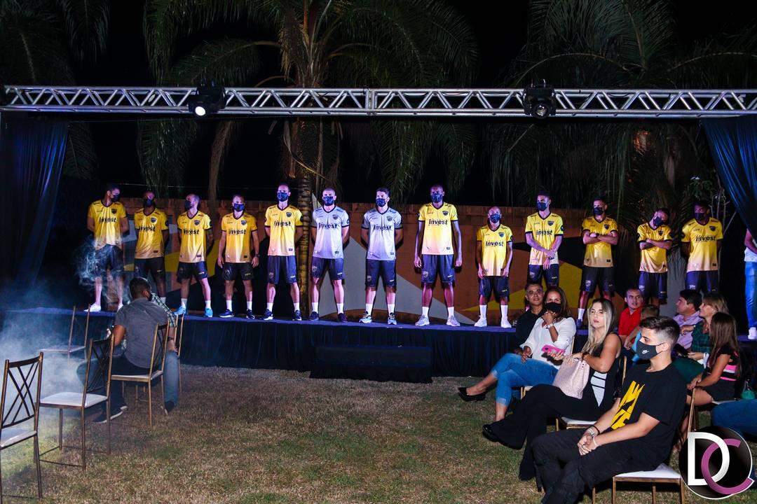 Clube empresa Sport Sinop é lançado no futebol mato-grossense 21