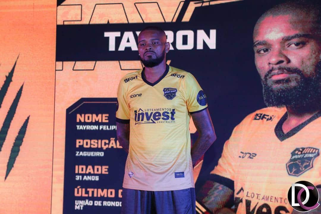 Clube empresa Sport Sinop é lançado no futebol mato-grossense 14