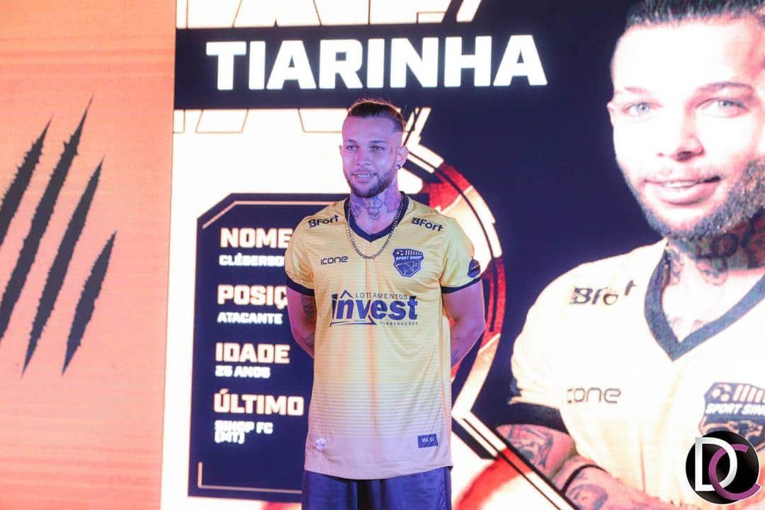 Clube empresa Sport Sinop é lançado no futebol mato-grossense 15