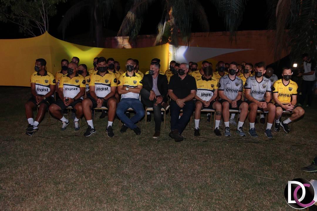Clube empresa Sport Sinop é lançado no futebol mato-grossense 20
